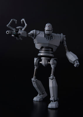 1000toys Sentinel Riobot The Iron Giant Battle Mode Version Diecast Action Figure