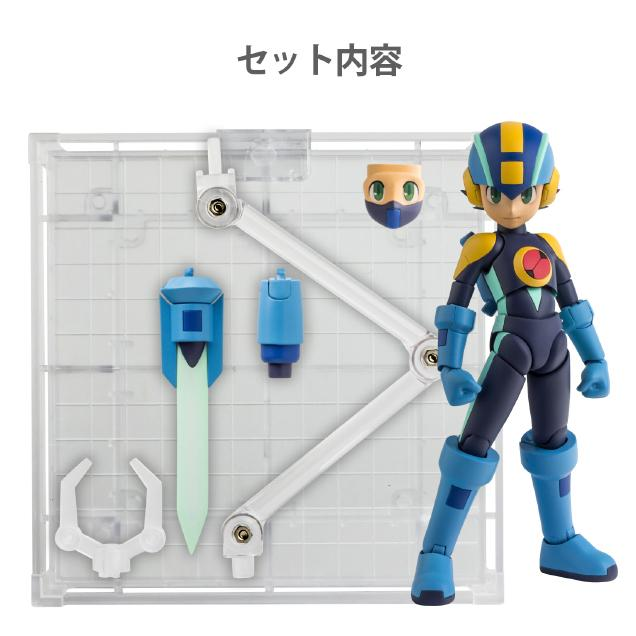 Sentinel Battle Network Rockman EXE (Rocman.EXE) 4inch-nel Action Figure 1