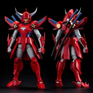Sentinel Chodankodo Ronin Warriors Ryo of the Wildfire 1/12 Scaled Action Figure