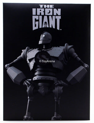 Sentinel Riobot The Iron Giant Diecast Action Figure