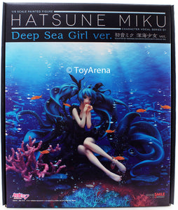 Good Smile Company 1/8 Hatsune Miku: Deep Sea Girl Ver. Vocaloid PVC Scale Figure
