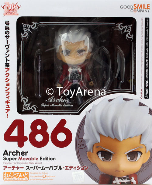 Nendoroid #486 Archer Fate/Stay Night Unlimited Blade Works