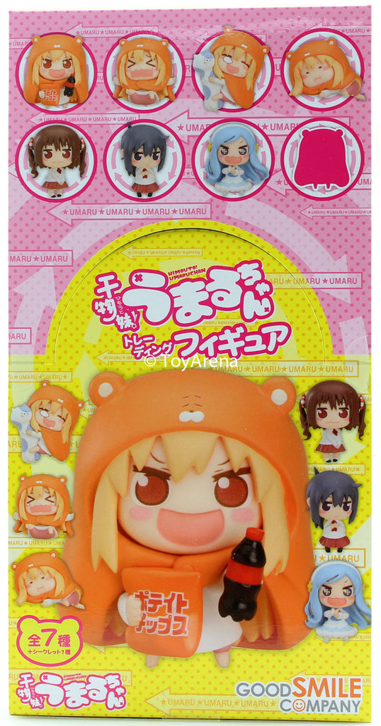 Nendoroid More Himouto! Umaru-chan Trading Figuress Vol 1 Box Of 8