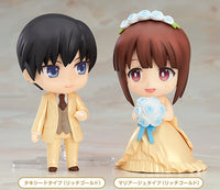 Nendoroid More Dress Up Wedding Elegant Ver. Set (No heads included) Box of 8