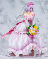 Fots Japan 1/8 Akane Shinjo Wedding Dress Ver. SSSS.Gridman Scale Statue Figure 4