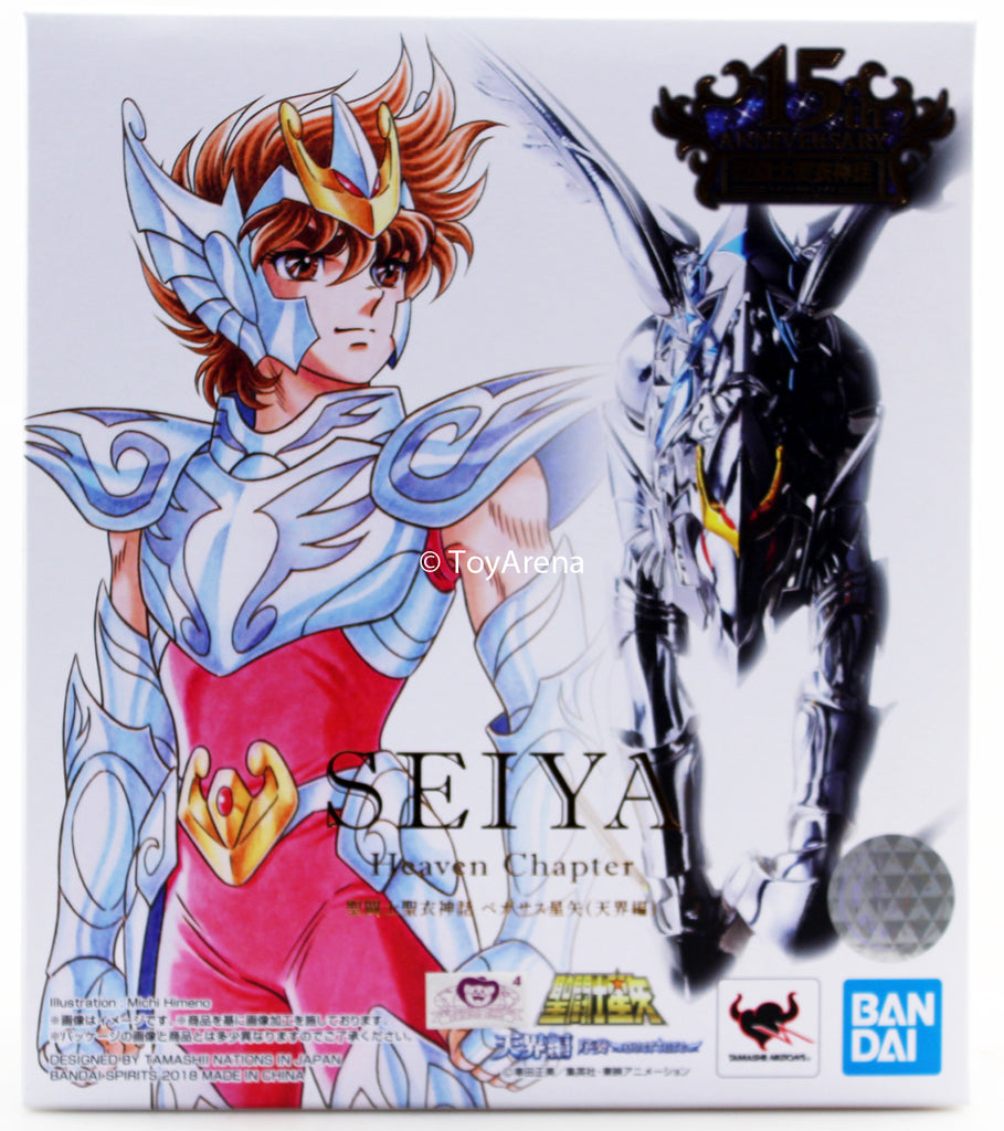 Saint Seiya Saint Cloth Myth Pegasus Seiya (Heaven Chapter Ver.) Action Figure