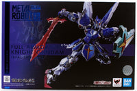 Metal Robot Spirits Tamashii Side MS Full Armor Knight Gundam Real Type Ver. Exclusive Action Figure