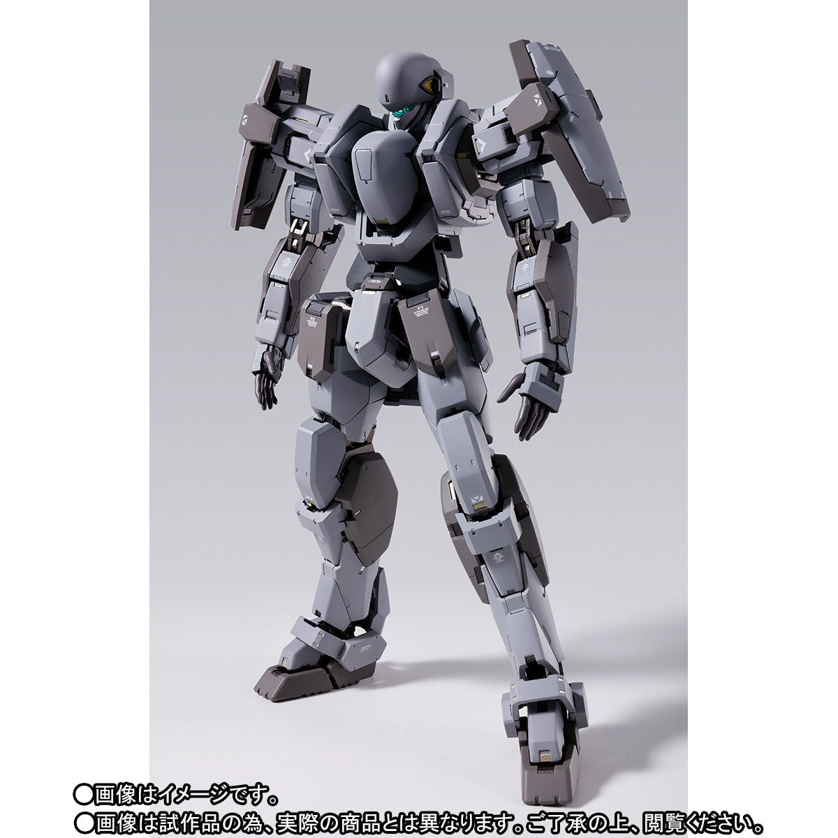 Metal Build / Fix Figuration / Metal Composite