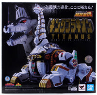 Soul of Chogokin GX-85 Titanus Mighty Morphin Power Rangers