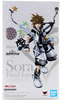 S.H. Figuarts Sora: Final Form Kingdom Hearts II Action Figure