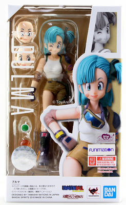 S.H. Figuarts Dragonball Bulma Action Figure