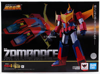 Soul of Chogokin GX-81 Invincible Super Man Zambot Action Figure