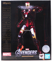 S.H. Figuarts Iron Man Mark VII (7) The Avengers Action Figure