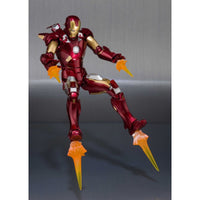S.H. Figuarts Iron Man Mark VII (7) and Hall of Armor Set Iron Man