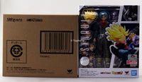 S.H. Figuarts Dragonball Super Future Trunks Action Figure (Japan Ver.)
