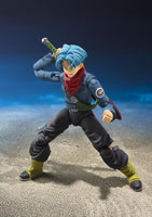 S.H. Figuarts Dragonball Super Future Trunks Action Figure US
