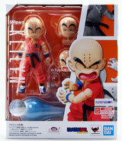 S.H. Figuarts Dragonball Krillin Childhood Action Figure