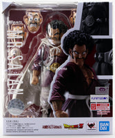 S.H. Figuarts Dragonball Z Mr Hercule / Satan Action Figure (USA Ver.)