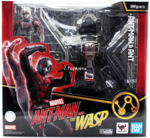 S.H. Figuarts Ant-Man & Ant Set Ant-Man And The Wasp Action Figure