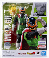 S.H. Figuarts Dragonball Z Great Saiyaman Action Figure
