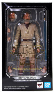 S.H. Figuarts Obi-Wan Kenobi Episode 3 Star Wars Revenge of the Sith Action Figure