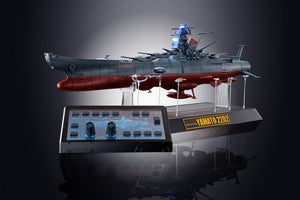Soul of Chogokin GX-86 Space Battle Ship Yamato Space Battleship Yamato 2202 Ship Figure