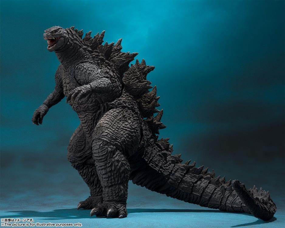 S.H. Monsterarts Godzilla: King of the Monsters Godzilla Action Figure