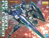 Gundam 1/100 MG Gundam OO Battlefield Record 00 Qan[T] (Quanta) Full Saber Model Kit 1