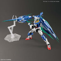 Gundam 1/100 MG Gundam OO Battlefield Record 00 Qan[T] (Quanta) Full Saber Model Kit 4