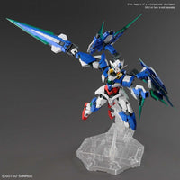 Gundam 1/100 MG Gundam OO Battlefield Record 00 Qan[T] (Quanta) Full Saber Model Kit 5