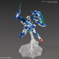 Gundam 1/100 MG Gundam OO Battlefield Record 00 Qan[T] (Quanta) Full Saber Model Kit 9