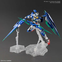 Gundam 1/100 MG Gundam OO Battlefield Record 00 Qan[T] (Quanta) Full Saber Model Kit 10