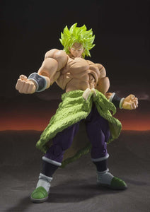 S.H. Figuarts Dragon Ball Super Saiyan Broly Full Power Action Figure