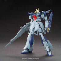 Gundam 1/144 HGBF #020 Build Fighters Try Lightning Gundam Yuuma Kousaki Model Kit 2