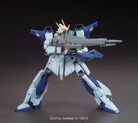 Gundam 1/144 HGBF #020 Build Fighters Try Lightning Gundam Yuuma Kousaki Model Kit 7