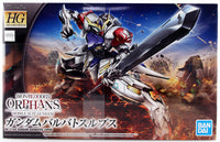 Gundam 1/144 HG IBO #021 Iron-Blooded Orphans ASW-G-08 Gundam Barbatos Lupus Model Kit