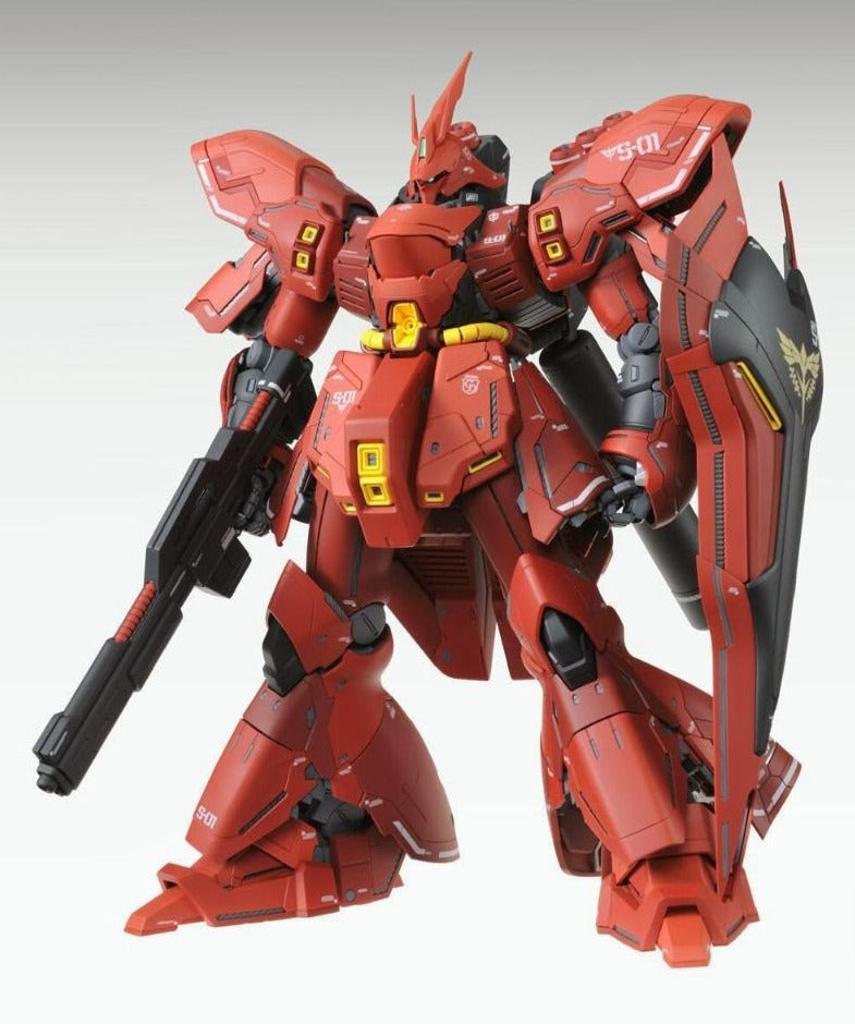 Gundam 1/100 MG Char's Counterattack MSN-04 Sazabi Ver. Ka Mobile Suit Model Kit