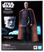 S.H. Figuarts Count Dooku Star Wars Episode 3: Revenge of the Sith Action Figure