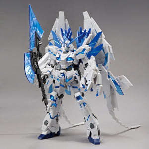 Gundam 1/144 Gundam Unicorn Unicorn Gundam Perfectibility (Destroy Mode) The Gundam Base Limited Model Kit Exclusive