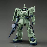 Gundam 1/100 MG Gundam 0079 MS-06F-2 Zaku II F2 Type Neuen Bitter Machine Model Kit Exclusive