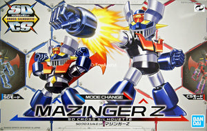 SD Cross Silhouette SDCS #01 Mazinger Model Kit 1