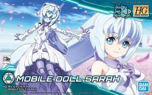 Gundam 1/144 HGBD #023 Gundam Build Divers Mobile Doll Sarah Model Kit