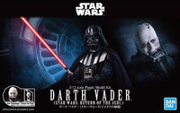 Star Wars 1/12 Scale Darth Vader Star Wars Return of the Jedi Episode VI Model Kit