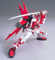Gundam 1/144 HG Seed #58 MBF-P02 Gundam Astray Red Frame Flight Unit Model Kit