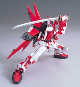 Gundam 1/144 HG Seed #58 MBF-P02 Gundam Astray Red Frame Flight Unit Model Kit 1