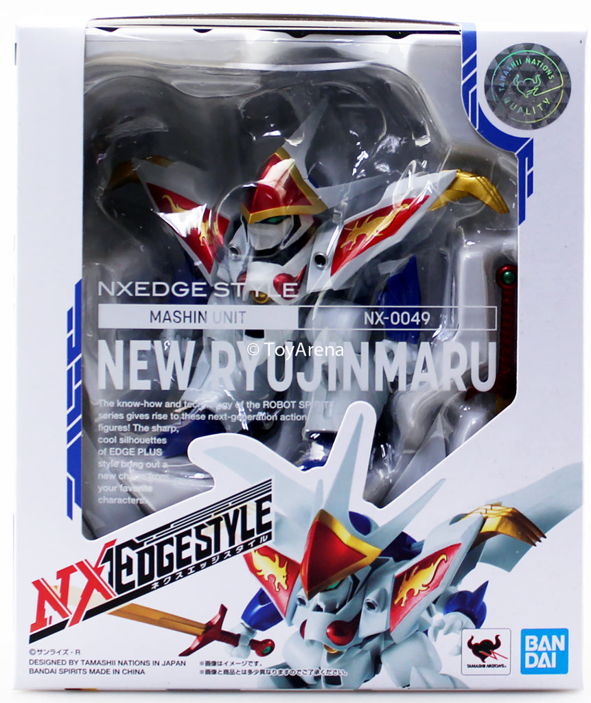 NXEDGE STYLE NX0049 New Ryujinmaru Mashin Unit Mashin Hero Wataru Bandai Action Figure
