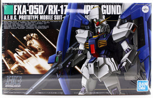 Gundam 1/144 HGUC #035 FXA-05D/RX-178 Super Gundam Model Kit