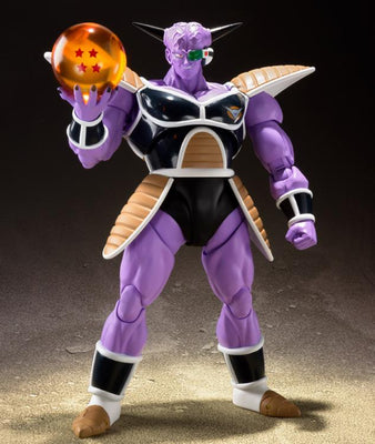 S.H. Figuarts Dragon Ball Z Captain Ginyu Action Figure