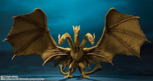 S.H. Monsterarts Godzilla: King of the Monsters Ghidorah Action Figure
