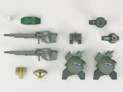 Gundam 1/144 HG IBA Customize Parts MS Option Set 9 Iron-Blooded Orphans Model Kit